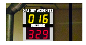 Display-contador-recorde-de-dia-sem-accidentes
