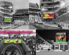 Pantallas de led publicidad Estadio Independiente